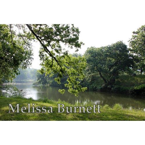 Green River Photo Print