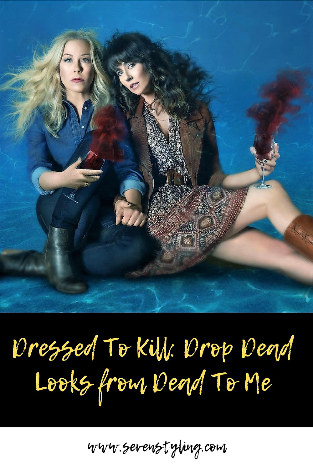 Dressed To Kill: Drop Dead Looks From Dead To Me