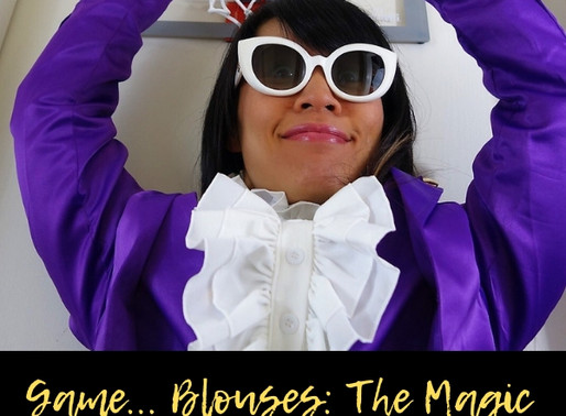 Game… Blouses: The Magic Of A Multi-Functional Wardrobe