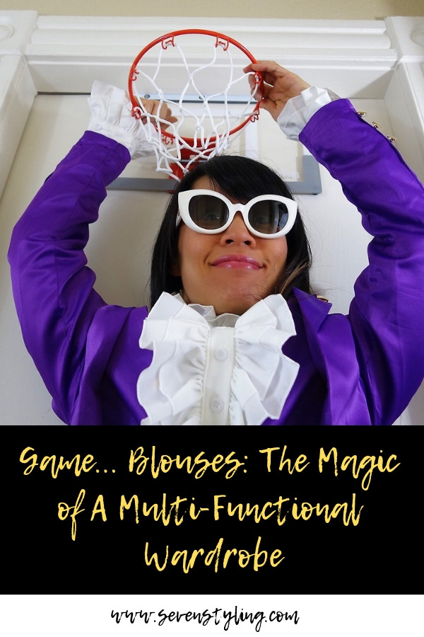 Game... Blouses: The Magic of A Multi-Functional Wardrobe