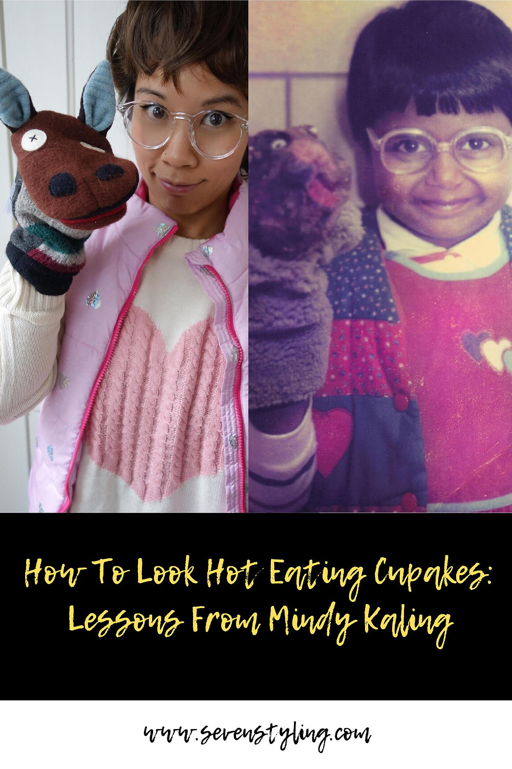 How To Look Hot Eating Cupcakes: Lessons From Mindy Kaling