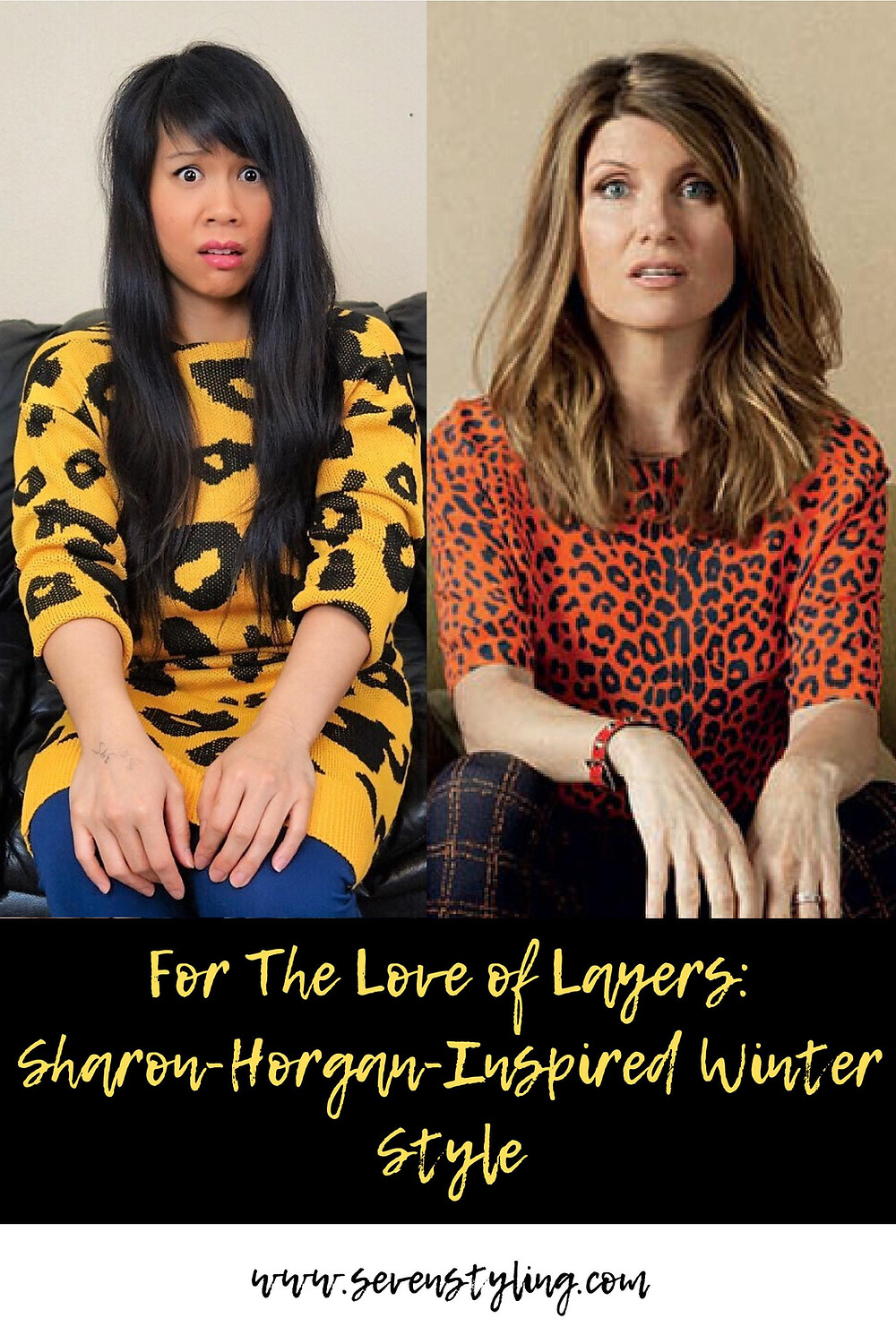 For The Love of Layers: Sharon-Horgan-Inspired Winter Style