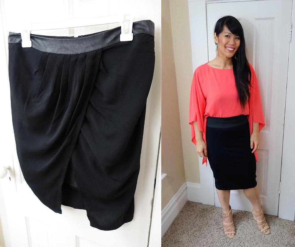 Kat and hero skirt vs sidekick skirt