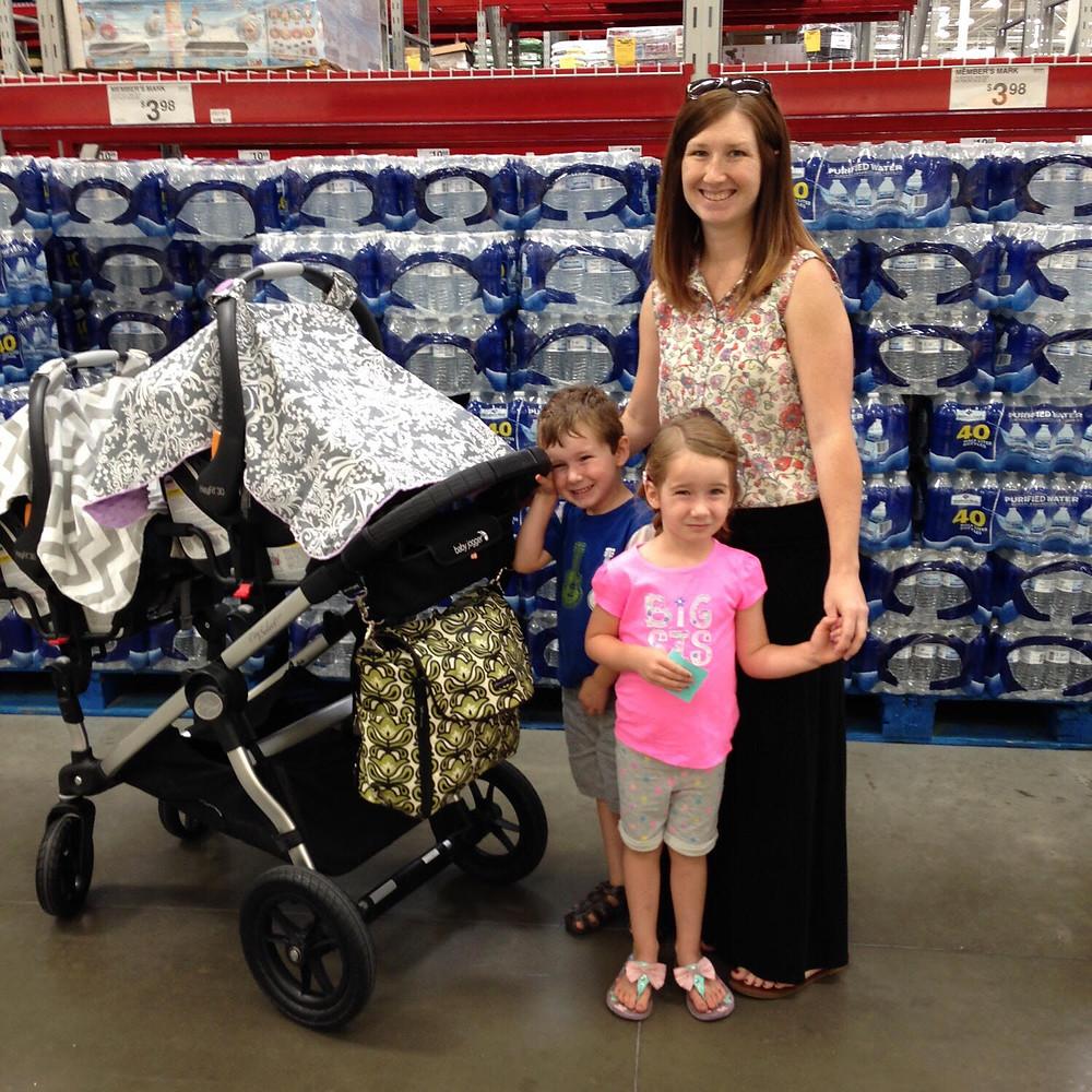 Jaimi Stewart unsure of her style during postpartum