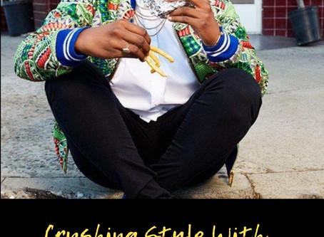 Crushing Style With My Style Crush Issa