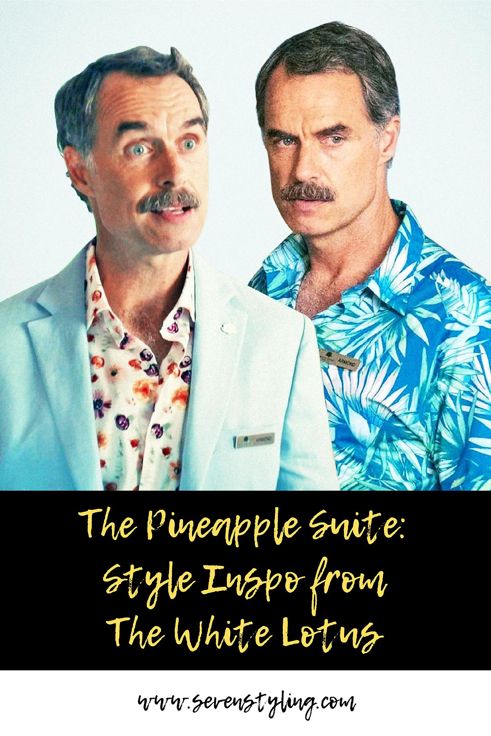 The Pineapple Suite: Style Inspo from The White Lotus