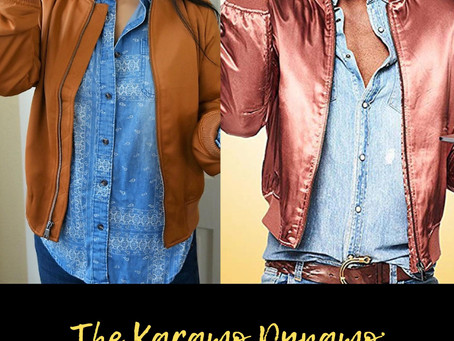 The Karamo Dynamo: A Style Lesson In Bombers