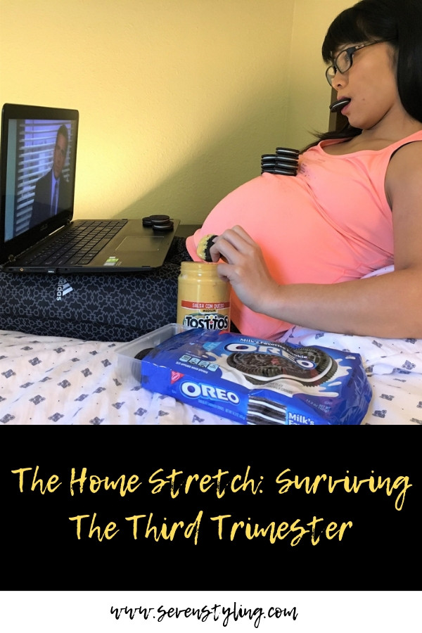The Home Stretch: Surviving The Third Trimester