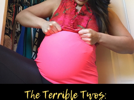 The Terrible Twos: Accepting Your Baby Bump In the Second Trimester