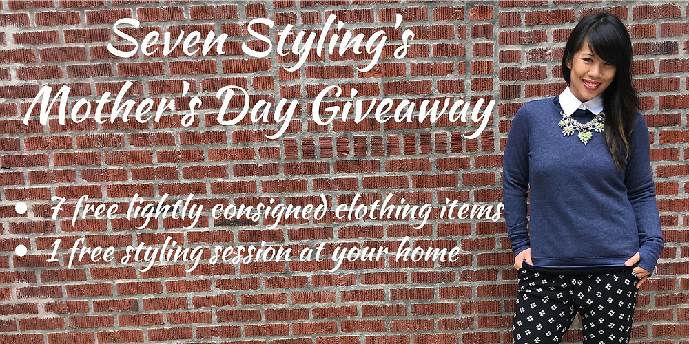 Seven Styling's Mother's Day Giveaway