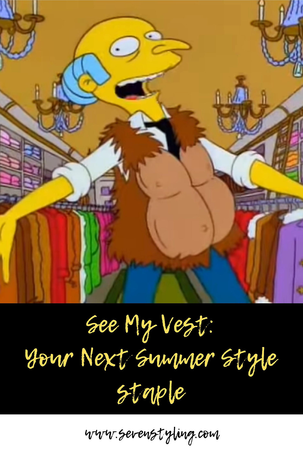 See My Vest: Your Next Summer Style Staple