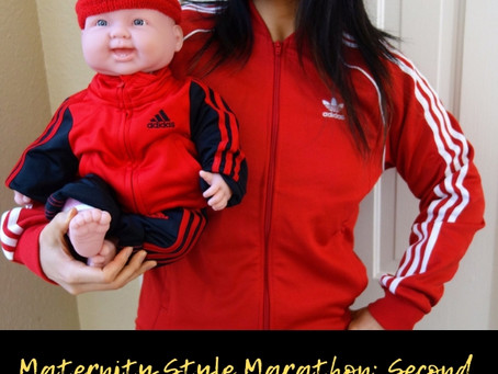 Maternity Style Marathon: Second Trimester Looks With Michelle Rose