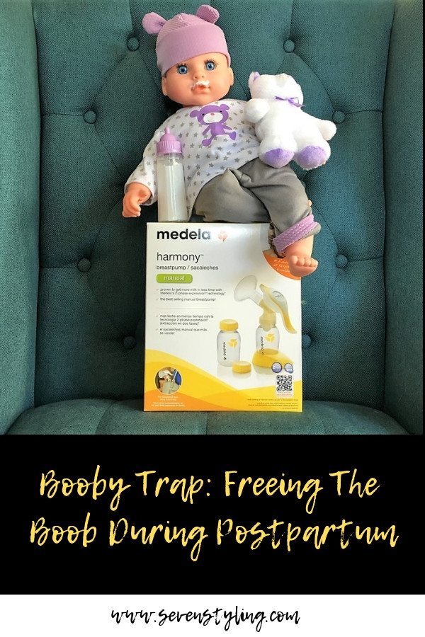 Booby Trap: Freeing The Boob During Postpartum
