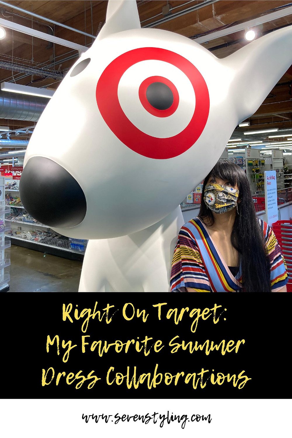 Right On Target: My Favorite Summer Dress Collaborations