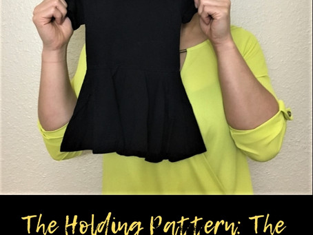 The Holding Pattern: The Little Black Dress During Postpartum