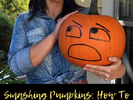 Smashing Pumpkins: How To Make a Smashing Fall Transition