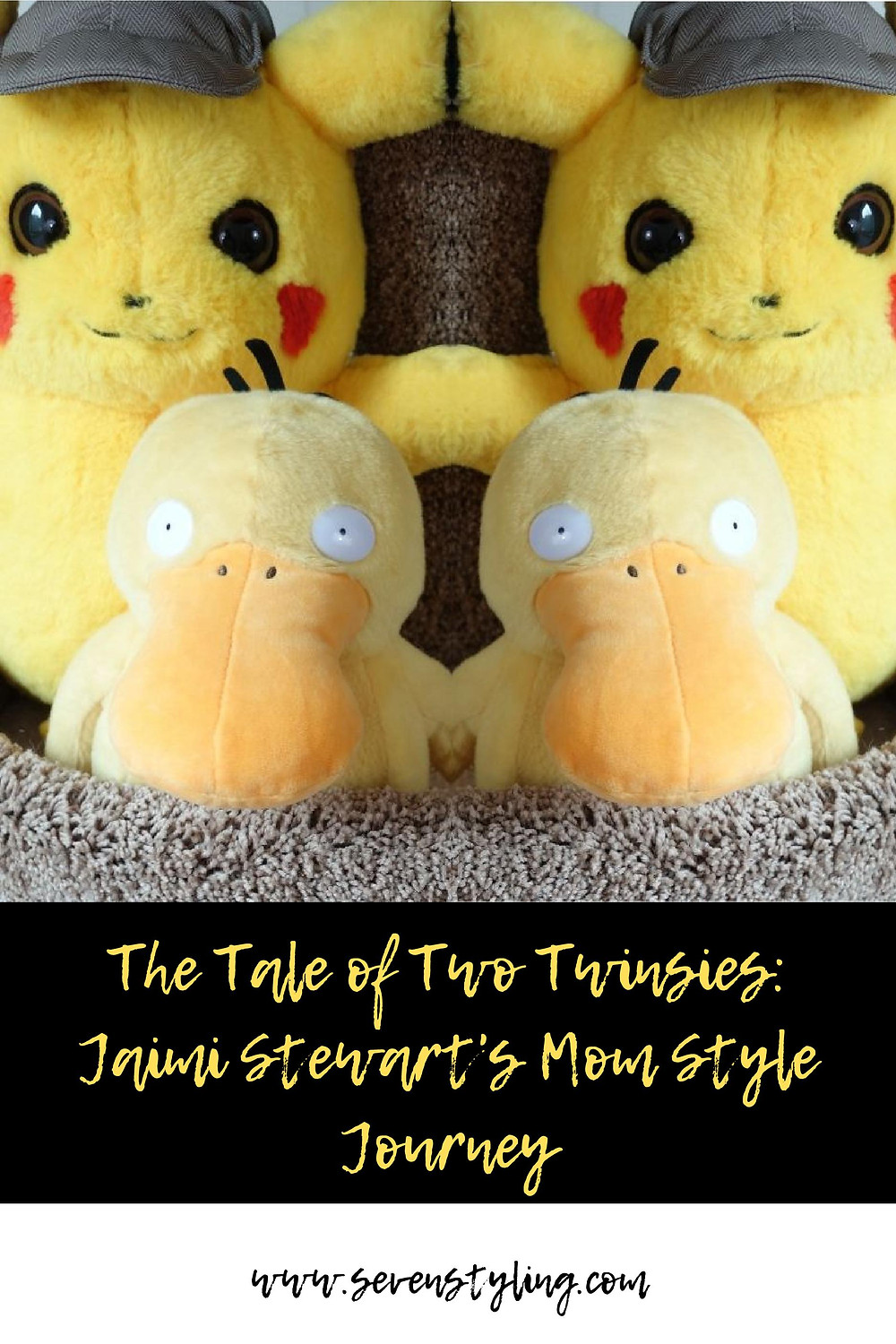 The Tale of Two Twinsies: Jaimi Stewart's Mom Style Journey
