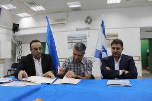 נחתם הקוד האתי- כללי אתיקה מקצועית לדוברים ברשויות המקומיות בישראל