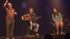 """Musical """"Com amor, Vinicius"""" chega pela primeira vez a São Paulo"""