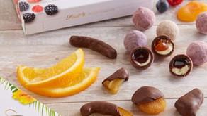 Lindt lança Fruity Moments no Brasil