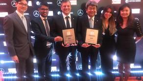 Pelo segundo ano consecutivo, Kumon é premiado como melhor  microfranquia do ano
