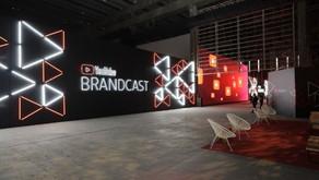 Quatro novidades e reflexões do YouTube, diretamente do evento Brandcast!