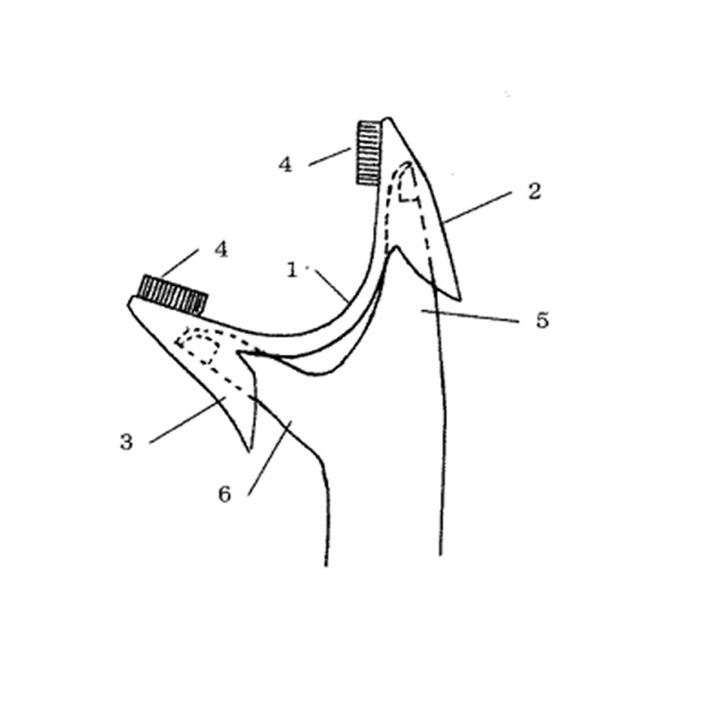 【歯ブラシ特許68】パペット歯ブラシ