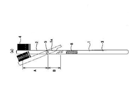 【歯ブラシ特許86】過剰ブラッシング圧感知機能を有する歯ブラシ