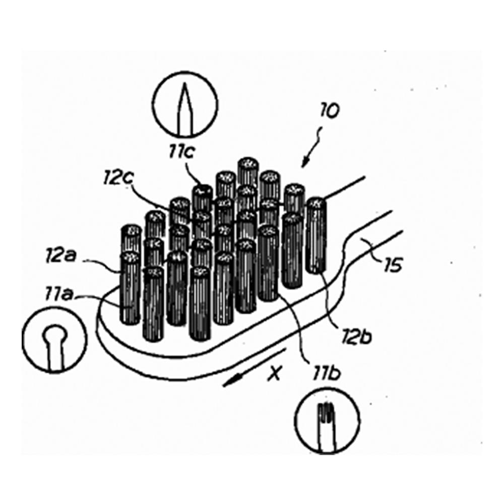 【歯ブラシ特許 5】欲張り歯ブラシ