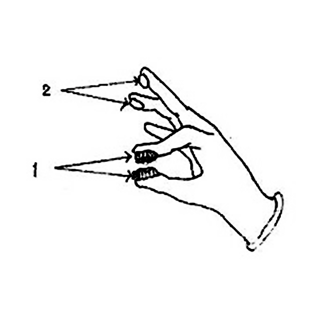 【歯ブラシ特許 11】ゴム手袋ハブラシ