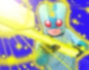 シカイダーマン(AirRideバージョン)