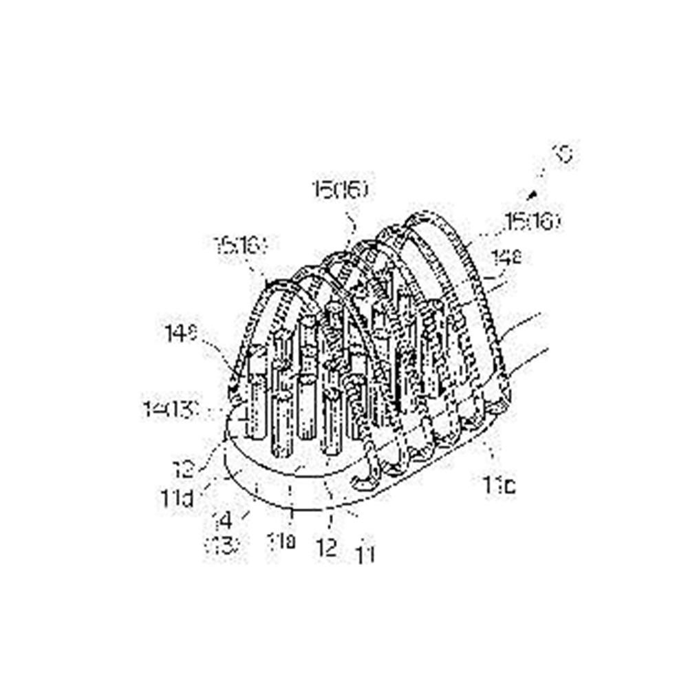 【歯ブラシ特許 52】アーチ歯ブラシ