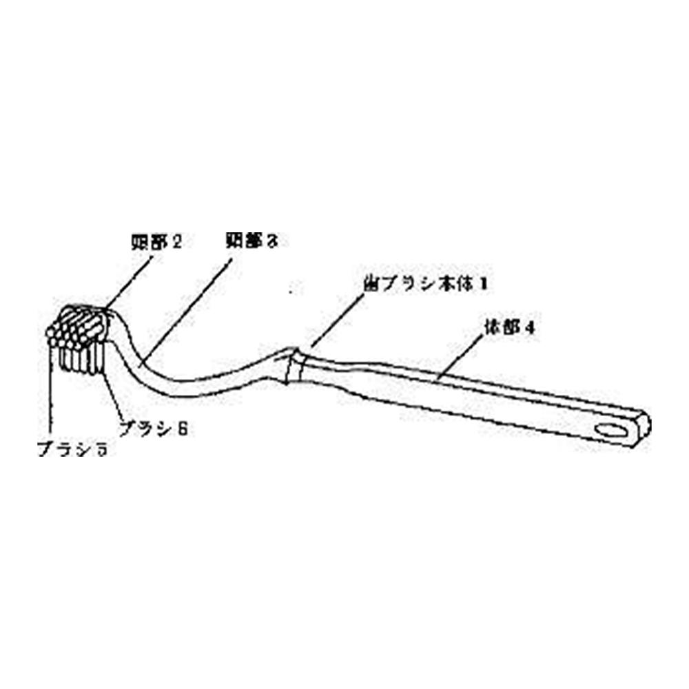 【歯ブラシ特許84】ツイン歯ブラシ