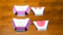 部品・顎模型(歯のペーパークラフト)無料