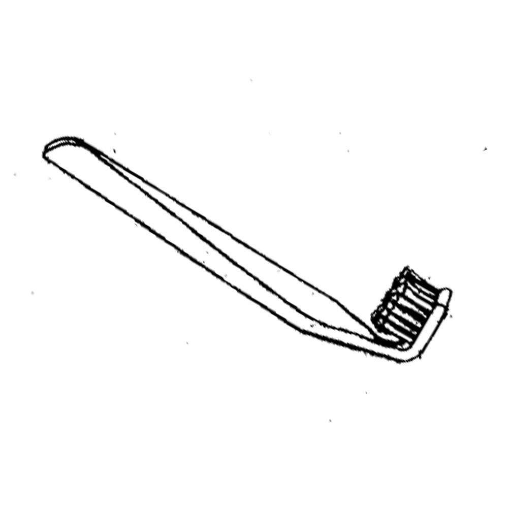 【歯ブラシ特許 12】L字型ハブラシ