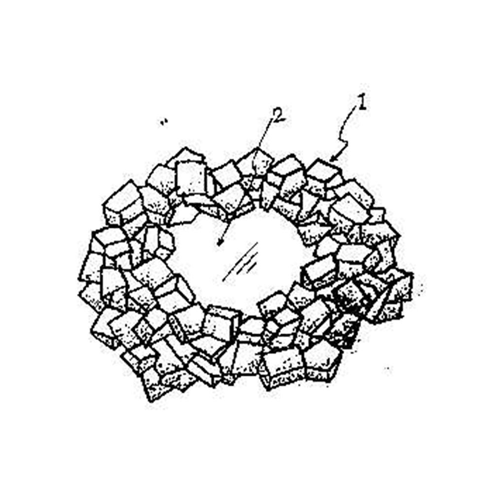 【歯ブラシ特許 60】ドーナッツ歯ブラシ