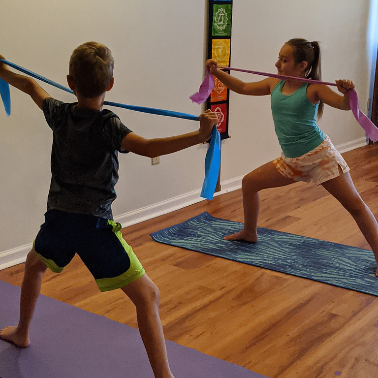 Kidz Yoga Summer Campz - Early Bird Discount $30 OFF