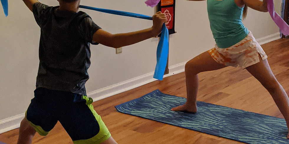 Kidz Yoga Summer Campz - Early Bird Discount $30 OFF