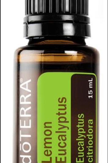 doTerra Essential Oils: Lemon Eucalyptus