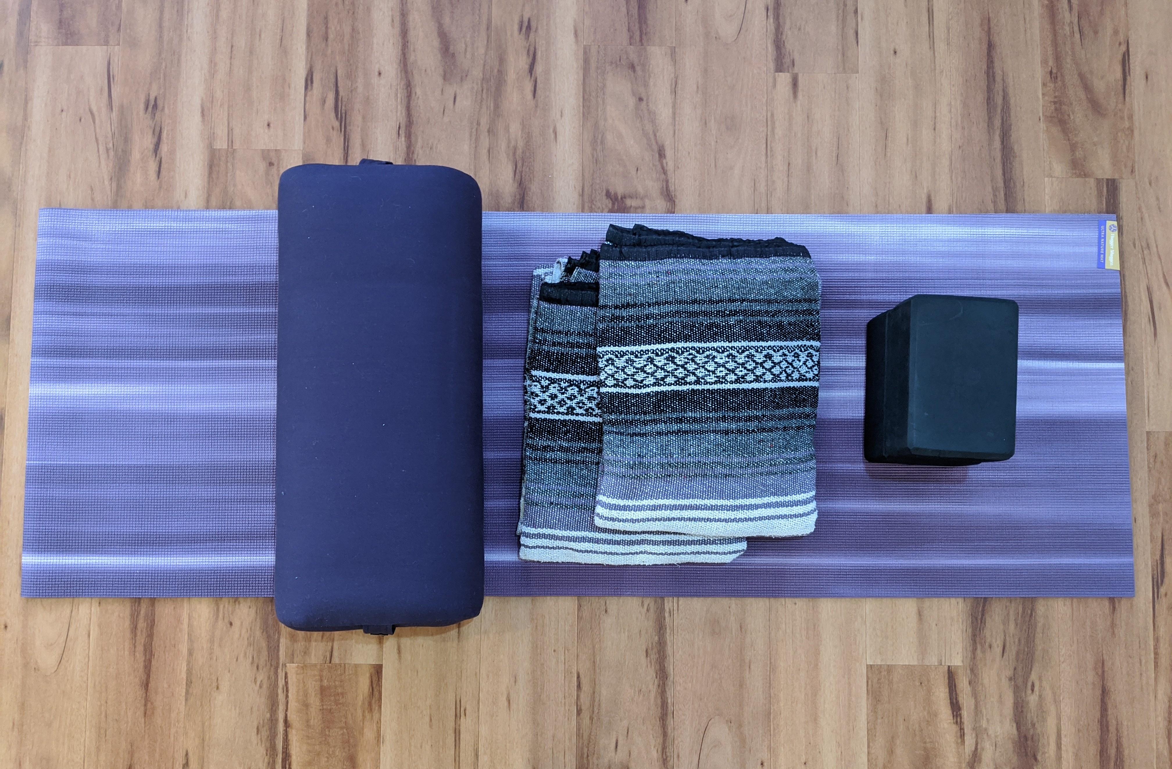 Restorative Yoga & Sound Healing w/Ameth