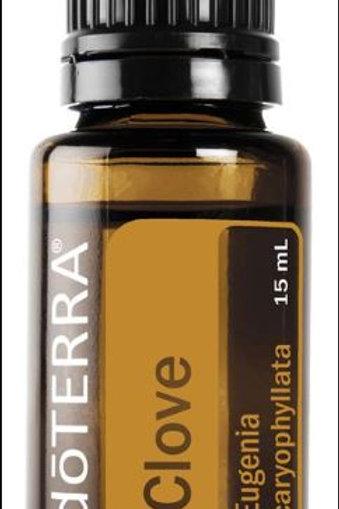 doTerra Essential Oils: Clove