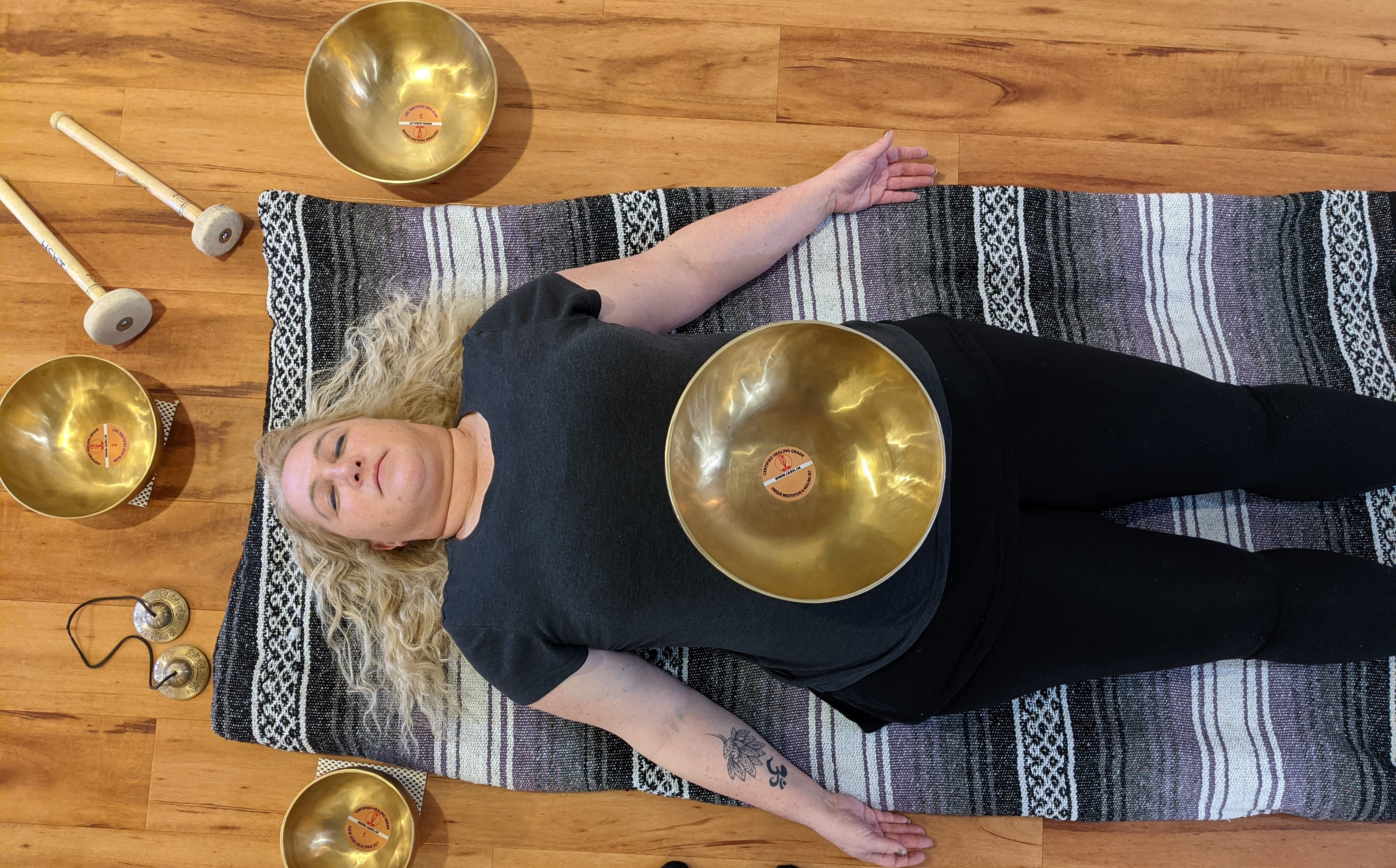 Private Sound Therapy Healing Sessions