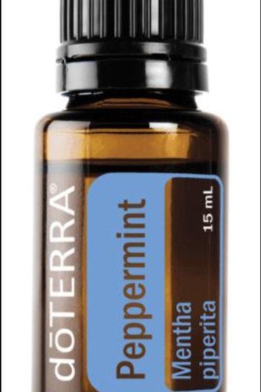 doTerra Essential Oils: Peppermint