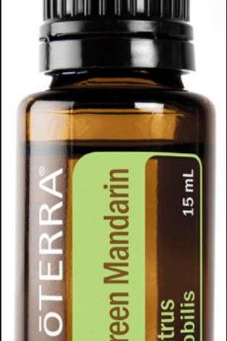 doTerra Essential Oils: Green Mandarin