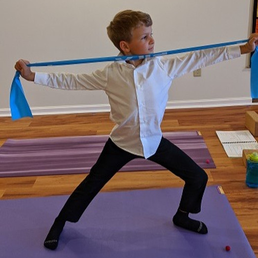 KARMA KIDZ YOGA - OPEN STUDIO!