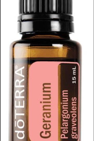 doTerra Essential Oils: Geranium