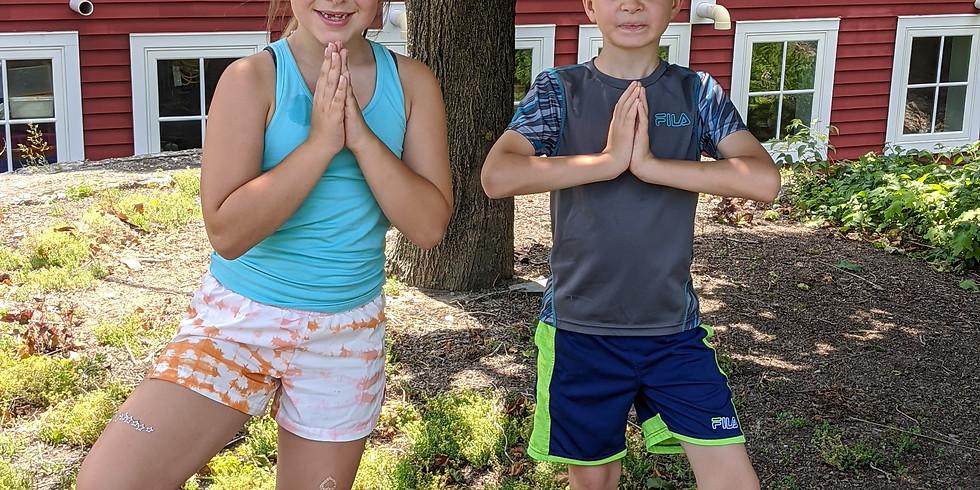 Karma Kidz Yoga Hikes!