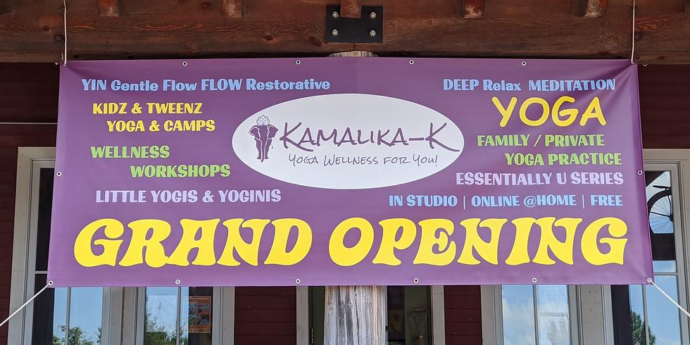 Kamalika-K Grand Opening Event
