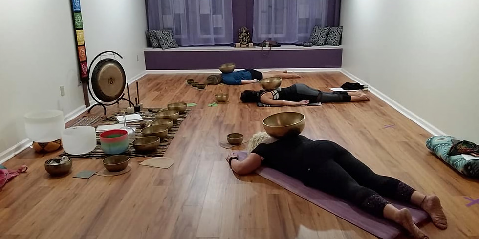 INTRODUCTION TO SOUND HEALING