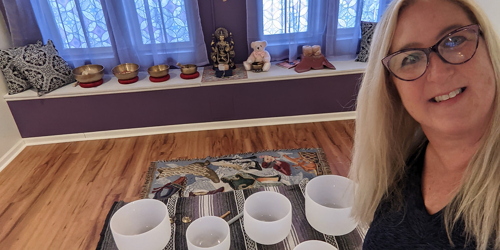SOUND HEALING GUIDED MEDITATION
